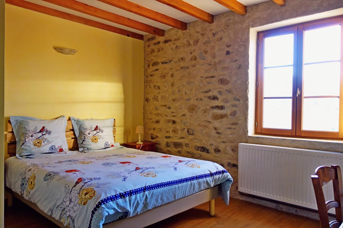 Chambre Les Foins - 001
