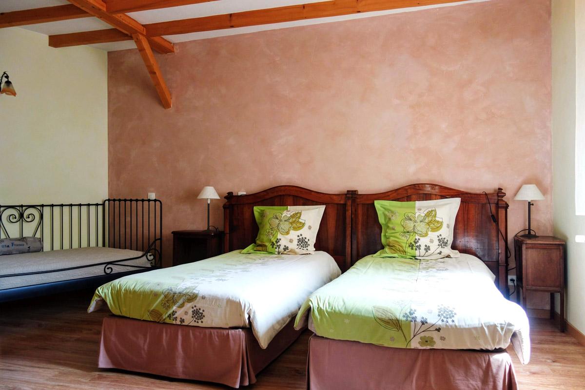 Room Les Sarments - 002