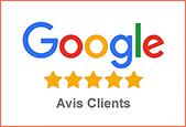 Logo avis Google
